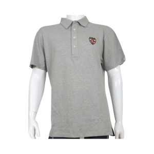 Men S Riding Blank Embroidery Traditional Old Fashion Polo Shirt