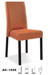 Hotel Imitation Wood Banquet Chair (AC-1035)
