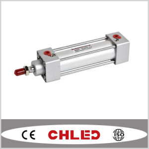 Air Cylinder Double Acting Pneumatic Cylinder