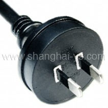 Certificated Power Cord Plug for Australia (YS-08) pictures & photos