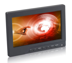 7 Inch Touch Monitor with HDMI, AV, VGA Input pictures & photos