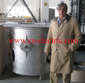 Intermediate Frequency Electric Induction Smelting Oven pictures & photos