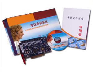 Telephone Conversation Recorder, 8~16ports