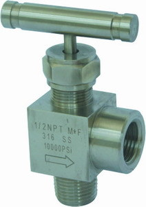 Ss316 High Pressure Mini Valve Needle Valve (TXN08)
