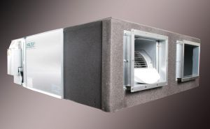 CE Fresh Air Ventilator Ceiling Type Middle Air Flow Heat Reclaimer (XHBQ-D20TD)