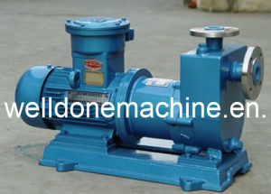 Self-Priming Magnetic Drive Pump (ZCQ)