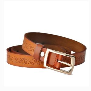 Manufacturer High Quality Garment Leather Belts for Woman pictures & photos