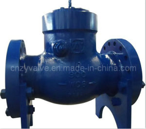 API600 900lb Wc6 Swing Check Valve pictures & photos