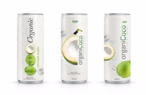 Whosaler Orginal Coconut Water 250ml Canned pictures & photos