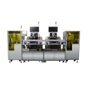 Automation Wire Bond Inline Machine with SMD Electronic Components