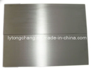 China Factory Price Tungsten Alloy Sheet Hot Sale Thickness0.5-20mm pictures & photos