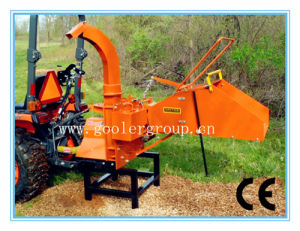 CE Approved Tractor Pto Driven Wood Chipper pictures & photos