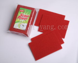 Abrasive Scouring Pad (TJ3710) pictures & photos