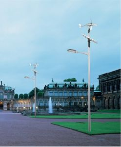 on Sale Mutually Complementary LED Solar Street Light