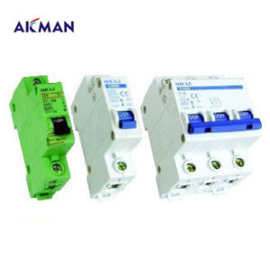 C45N Type Miniature Circuit Breaker MCB Mini Circuit Breaker (DZ47-63)