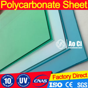 Ten Years Guarantee Polycarbonate PC Solid Sheet pictures & photos