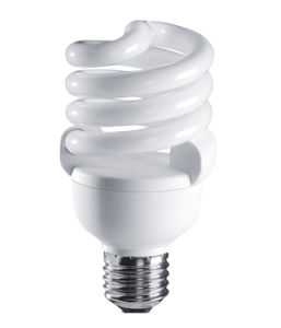 18W E27 T3 Half Spira Lelectric Bulb Energy Savers (BNFT2-HS-E) pictures & photos