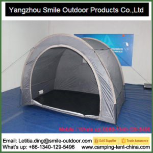 Germany Half Moon Dome Waterproof Camping Family Storage Tent pictures & photos