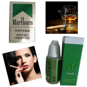 Marlbro Cigarette Flavour Eliquid with 10ml/20ml/30ml Bottles