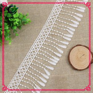 High Quality New Design Popular Embroidery Chemical Lace pictures & photos