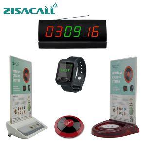 Restaurant Waiter Watch Calling system Wireless Calling System
