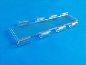 Transparent Polycarbonate Link/ Slat/ Panel/ Shutter pictures & photos