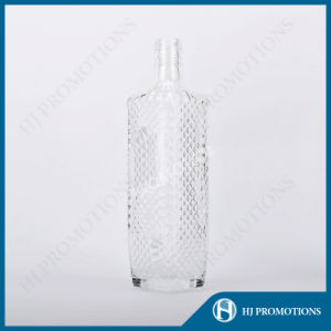 700ml Liquor Glass Bottle (HJ-GYSN-A01) pictures & photos