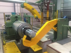China Recoiler And Uncoiler Machine, Recoiler And Uncoiler