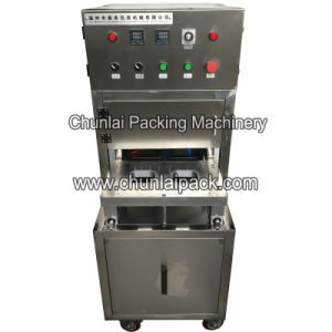 Aluminum Foil Tray Sealing Machine Sealer pictures & photos