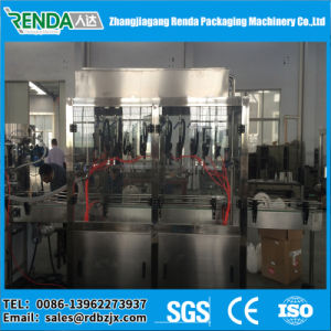 Vegetable Cooking Oil Filling Machine for High Viscosity Product pictures & photos