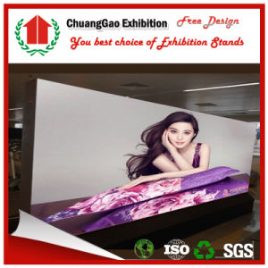 Illuminated Aluminium Tension Fabric LED Light Box pictures & photos
