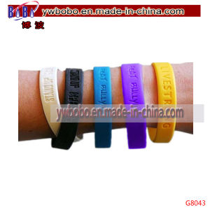 Corporate Gifts Silicone Bracelet Jewelry Bracelet Rubber Bracelet (G8043) pictures & photos