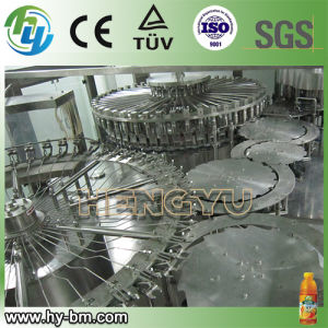 Fruit Juice Filling 3-in-1 Machine for Mango, Hawthorn, Strawberry Beverage Drinks pictures & photos
