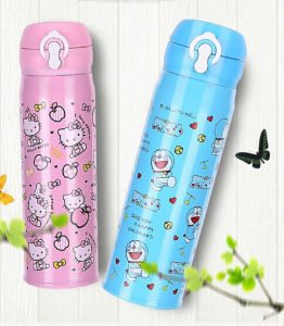 High Quality Fashionable Stainless Steel Beautiful Appearance Vacuum Flask pictures & photos