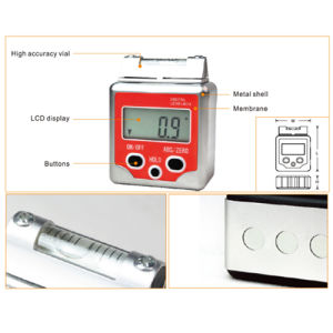 Measuring Tool Digital Level Box (P7002LA) pictures & photos
