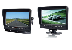 7 Inch Car LCD Monitor for Bus, Waterproof pictures & photos