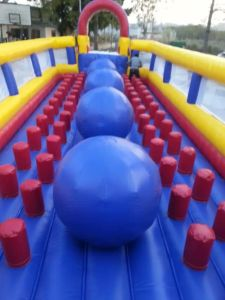 Kids Inflatable Obstacle Sports Games for Sale pictures & photos
