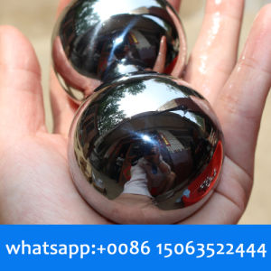 Chinese Manufacturer Bige Chrome Steel Ball with High Quality G28 Gcr15 2""