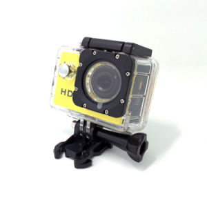 HD Sport Action Camera Helmet Cam for Car, Bicycle Waterproof Diving