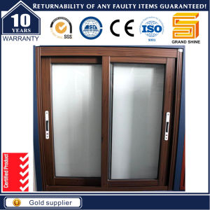 100f Series Aluminum Sliding Window with Crimsafe Flyscreen