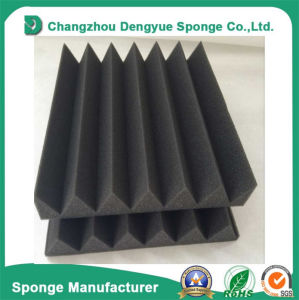 Eco-Friendly Soundproof Foam Sponge Audio Room Used Acoustic Foam pictures & photos