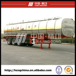 Liquid Transportation Semi-Trailer with High Quality for Sale