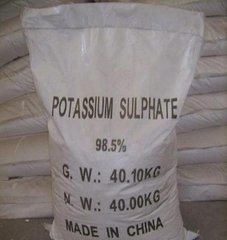 Powder and Granular Potassium Sulphate for Fertilizer Grade pictures & photos