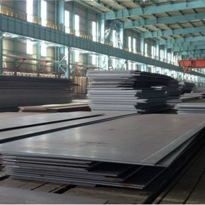 J510L Hot Rolled Steel Plate for Automobile Frames