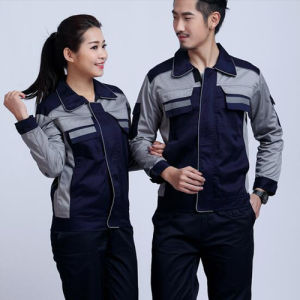 Men′s Customize Flame Resistant Working Garment pictures & photos