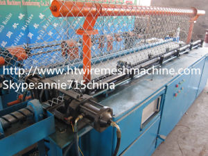 Competitive Price Automatic Chain Link Fence Machine