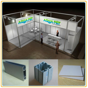 Exhibition Shell : China customized exhibition stand display display exhibit shell