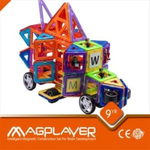 Famous Cool Magnetic Building Toys / Magnetic Blocks for Kids pictures & photos