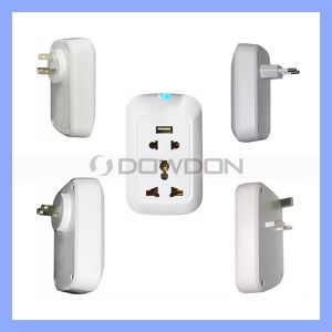 Support Android/Ios APP Remote Control Smart Home WiFi Socket Plug pictures & photos