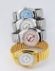 New Quartz Touch Blind Watch (TW-N800) Blind Talking Watch